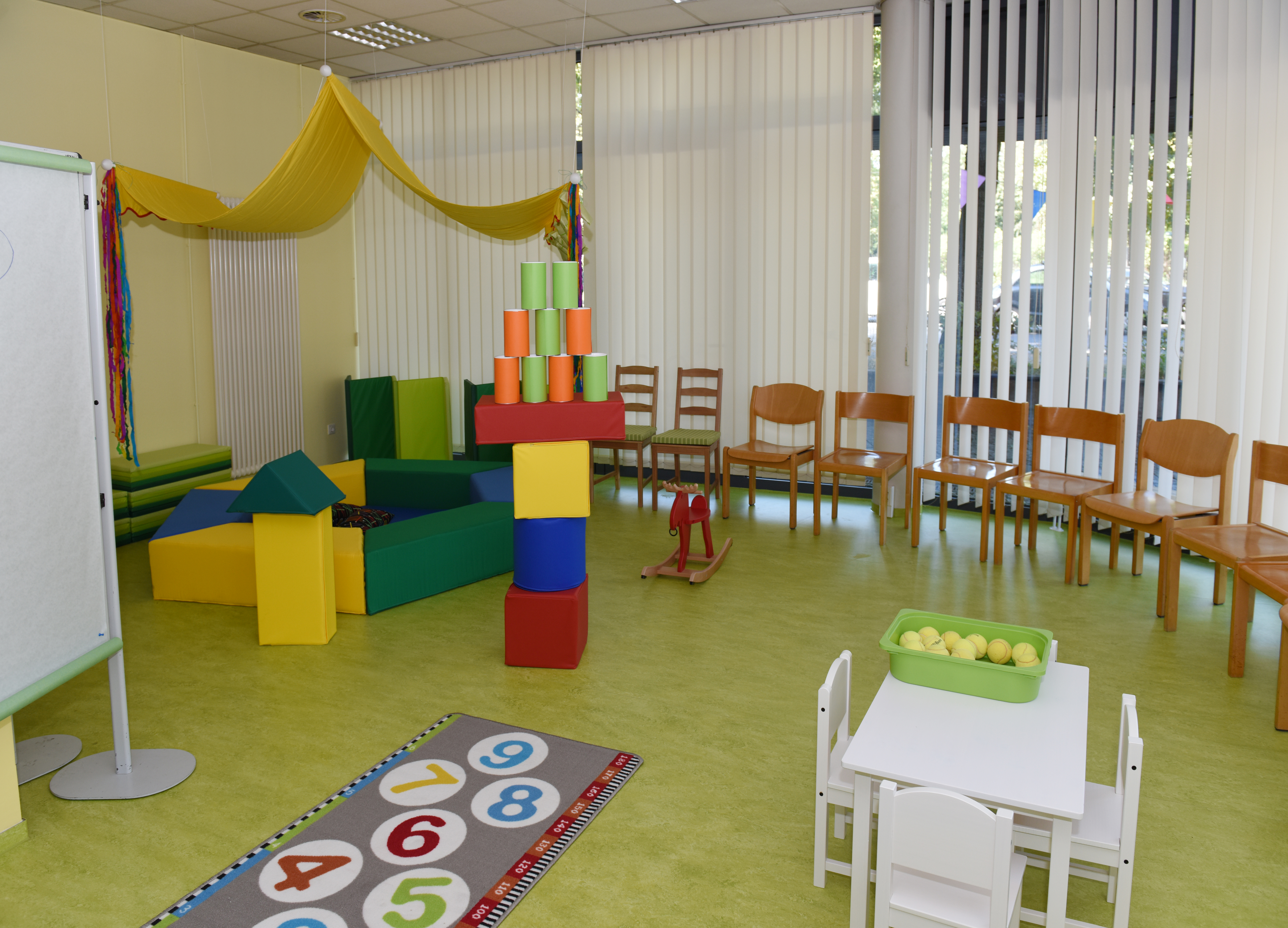 Familienbüro - Charité - Universitätsmedizin Berlin: Kinderzimmer